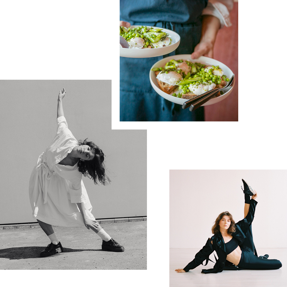 DANCE 'N' DINE: PRACTICING SELF-LOVE THROUGH MOVEMENT AND COMMUNITY WITH THERAPY OF DANCE & SHE SHE RETREATS