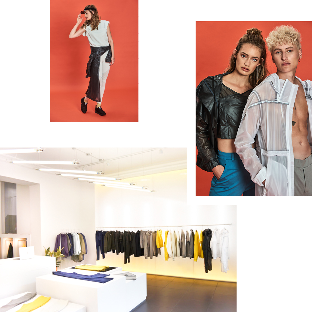 ARYS STORE OPENING: FASHION MEETS FUNCTION AT BERLIN LABEL'S SECOND LOCATION