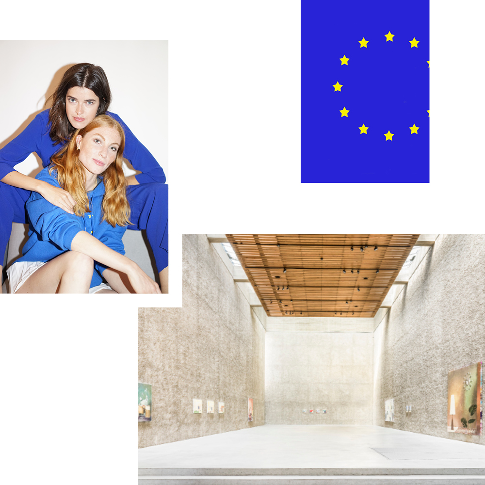EUROPE: AN EVENING OF DISCUSSION WITH LISA BANHOLZER & MARIE NASEMANN IN THE KÖNIG GALERIE