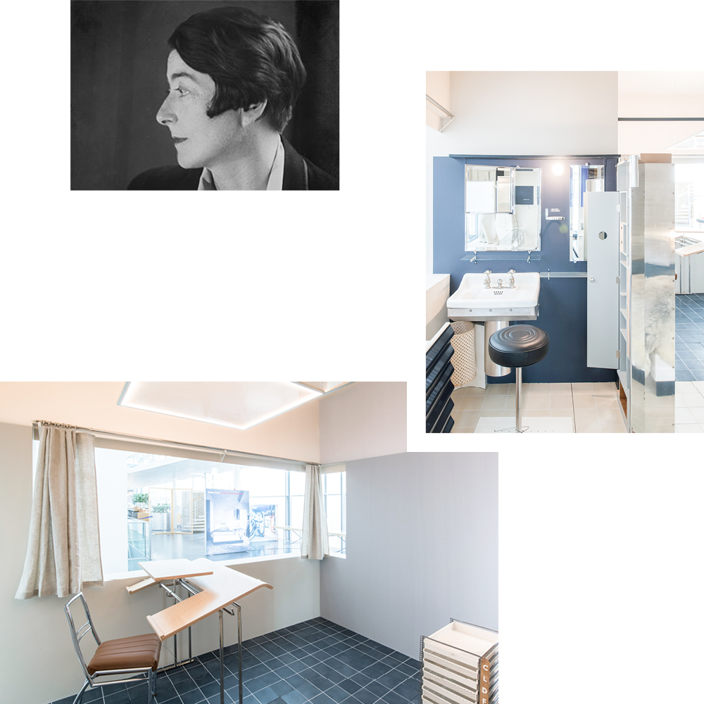 CURATOR'S TOUR: INSIDE EILEEN GRAY'S MODERNIST WORLD AT AKADEMIE DER KÜNSTE