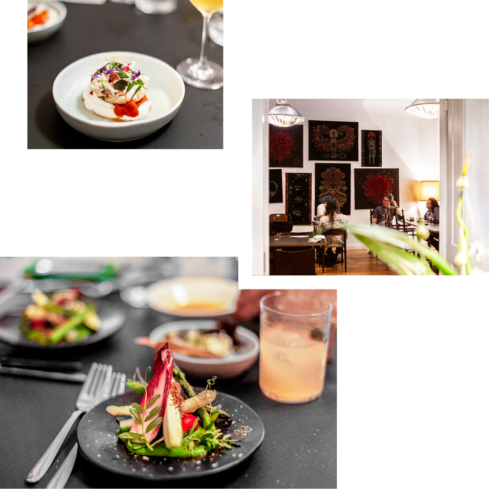 FOR NOW: POP-UP DINNER SERIES IN SECRET LOCATION FROM VICTORIA ELÍASDÓTTIR