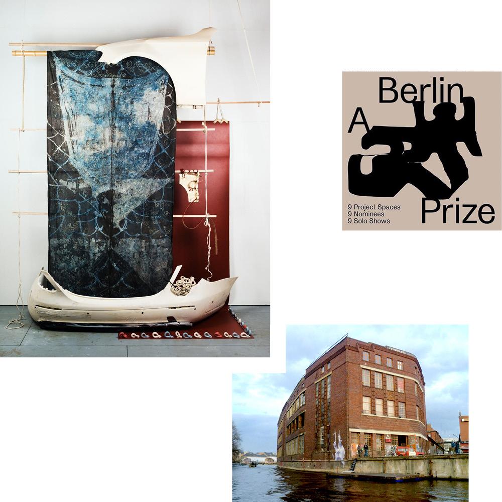 BERLIN ART PRIZE — KUNST UND DISKURS IM ZENTRUM DER 6. AUSGABE DES KUNSTPREISES