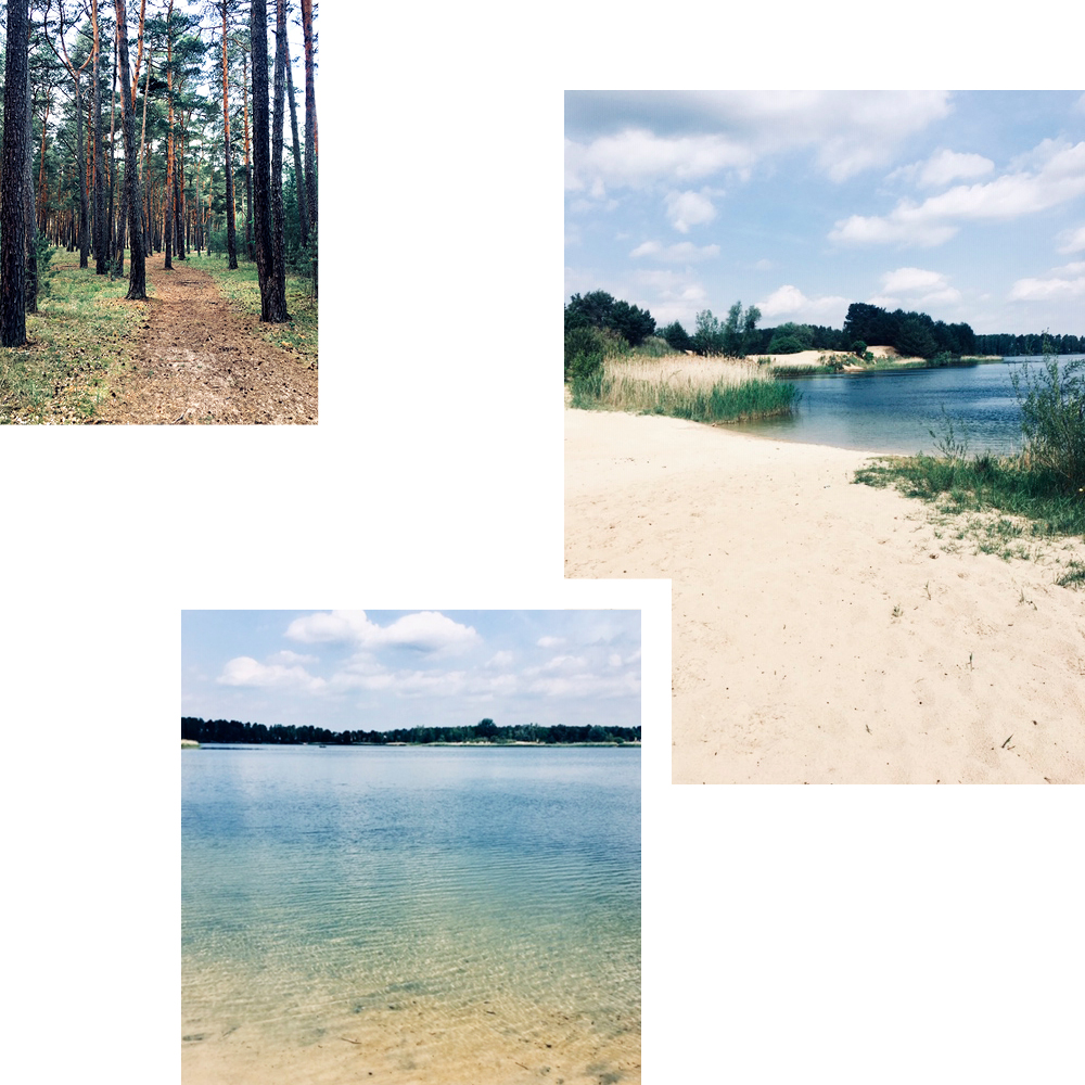 BERNSTEINSEE: WHERE MITTE MEETS TO TAKE A DIP