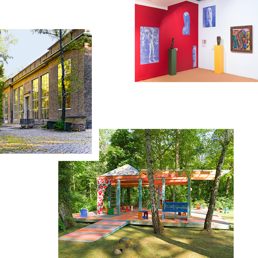 ART IN THE OPEN: A DAY TRIP TO THE BRÜCKE-MUSEUM AND KUNSTHAUS DAHLEM
