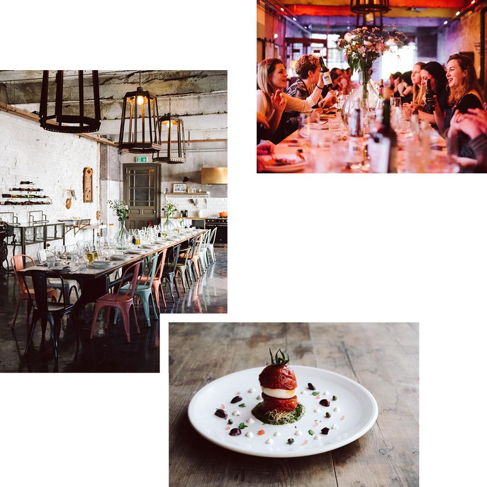FABRIK 23: EVENT-SPACE UND ITALIAN FINE DINING — EMPFOHLEN VON NOEMI DULISCHEWSKI