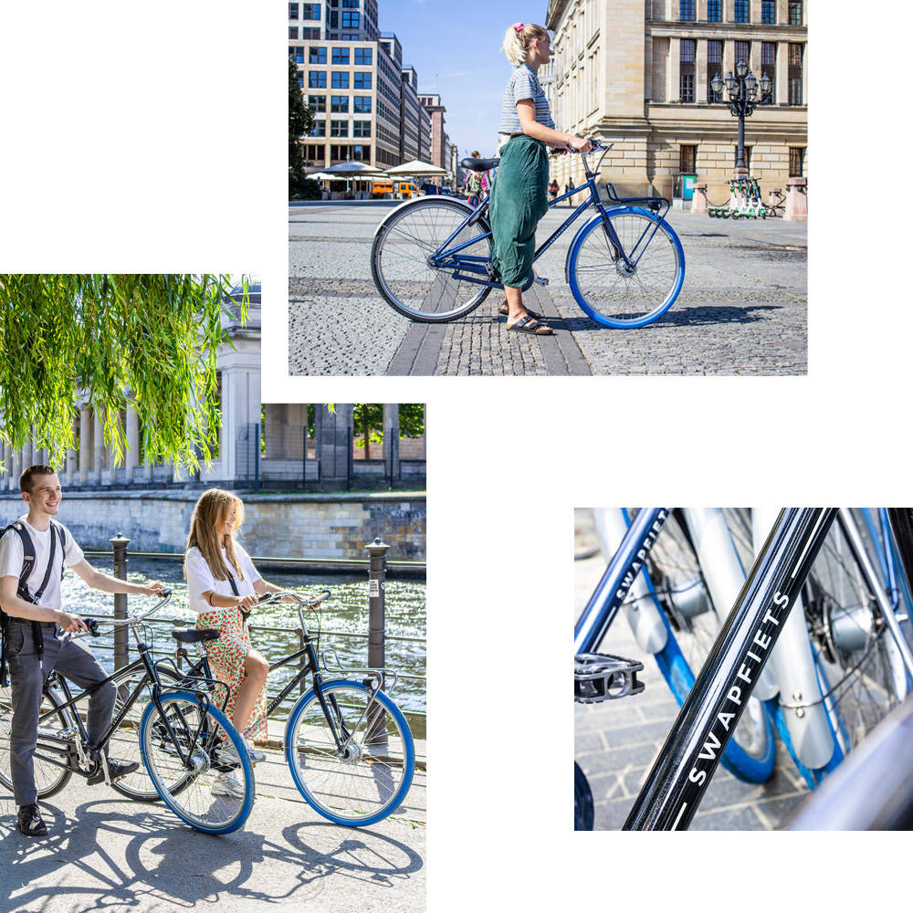 SWAPFIETS: THE BICYCLE SUBSCRIPTION THAT KEEPS YOU ON THE ROAD