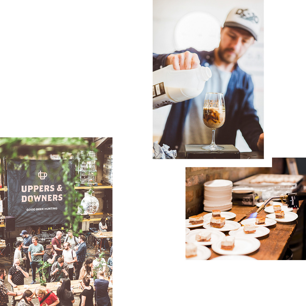 UPPERS & DOWNERS BERLIN: THE FESTIVAL WHERE CRAFT BEERS MEET ARTISAN COFFEES