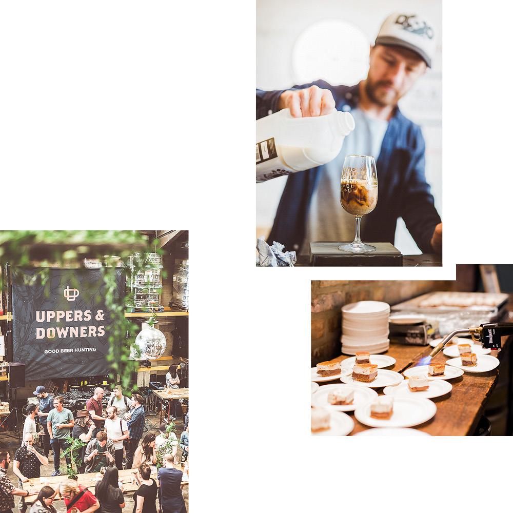 UPPERS & DOWNERS BERLIN: DAS FESTIVAL, AUF DEM SICH CRAFT BEER UND KAFFEEKUNST TREFFEN