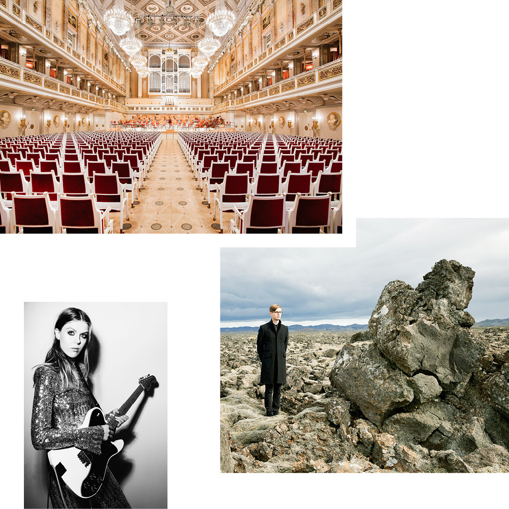 SOUNDS OF ICELAND — FOUR DAYS OF CROSSING MUSICAL GENRES AT THE KONZERTHAUS