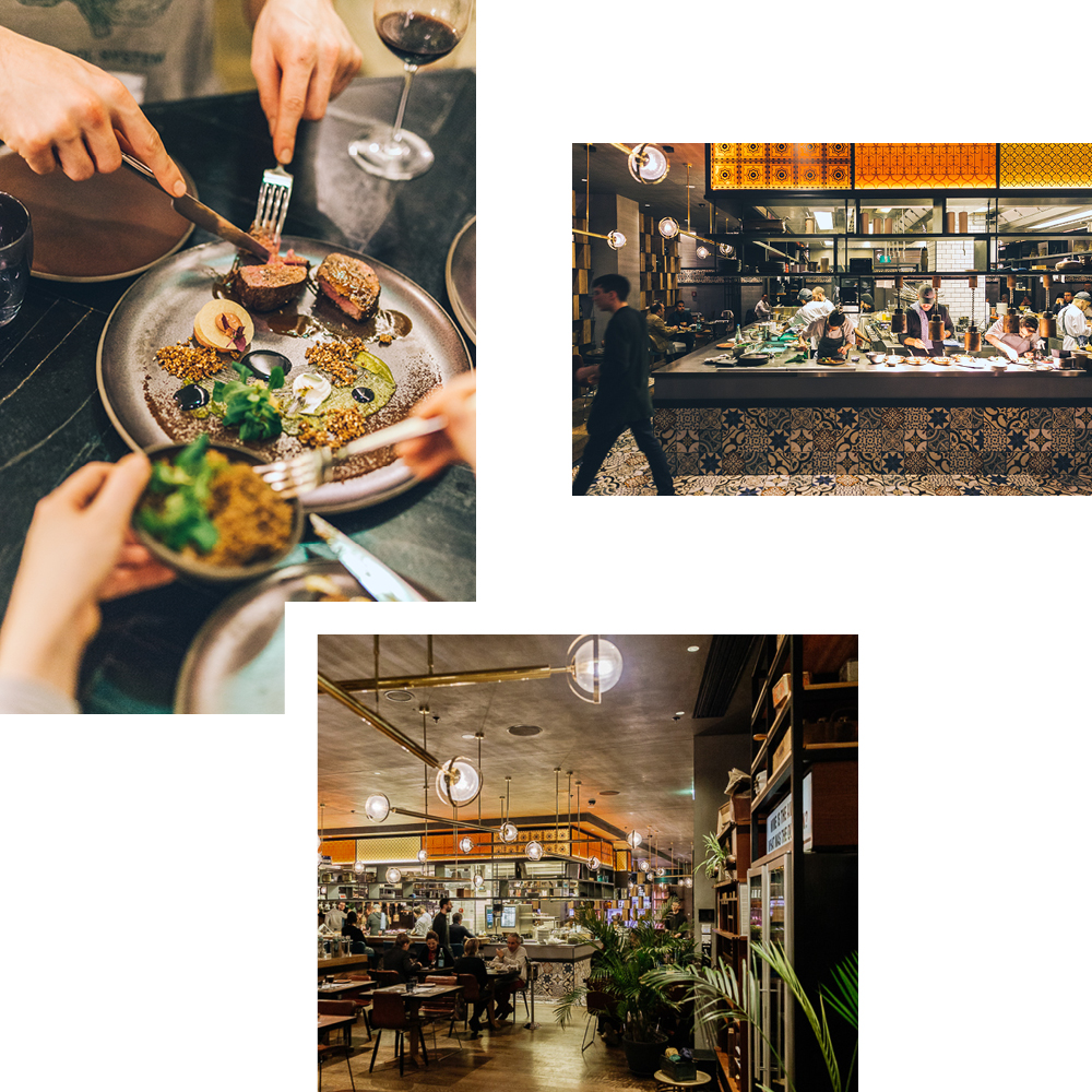 LAYLA — LEVANTINE FINE DINING FOR A DINNER TO REMEMBER