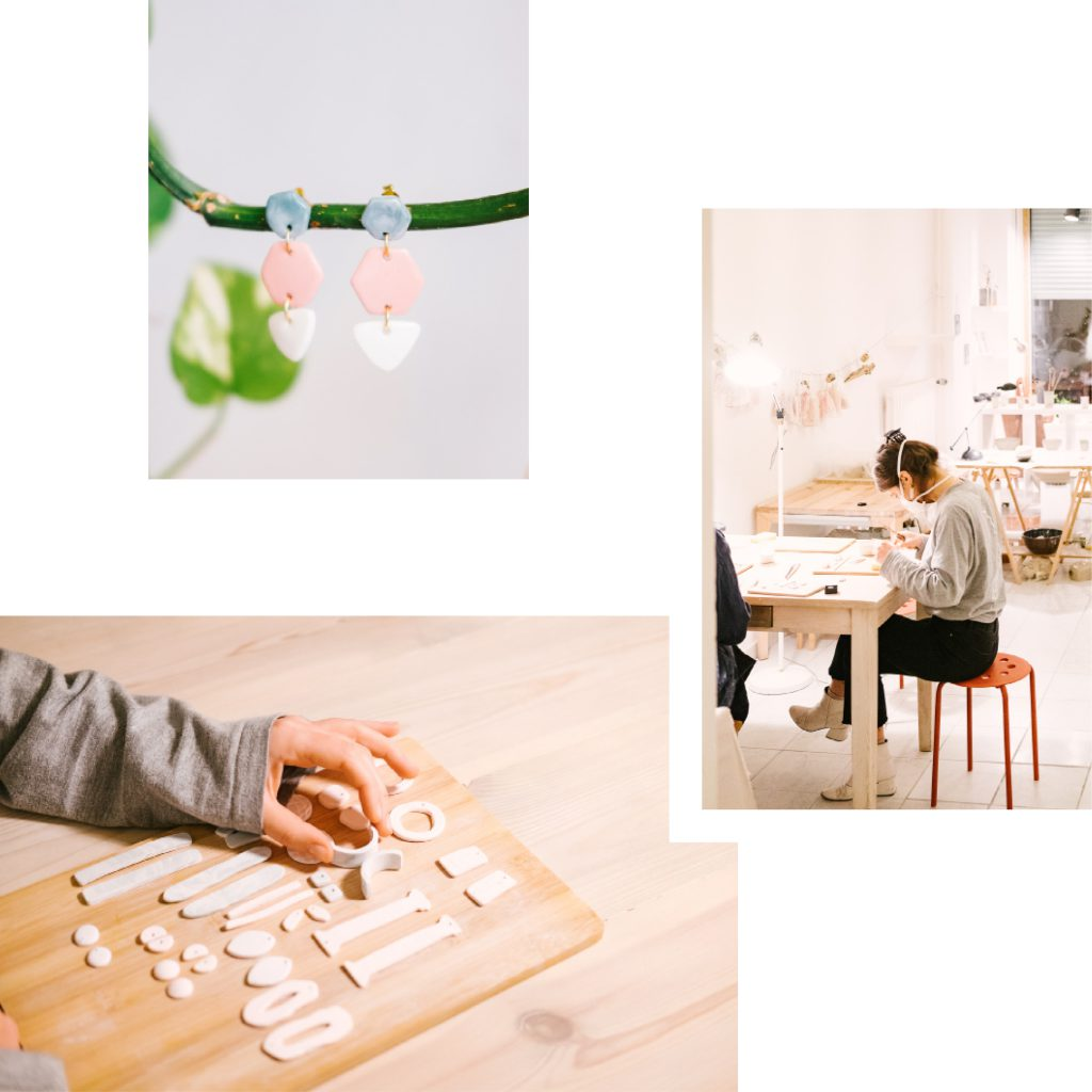 MAKING YOUR OWN FINE PORCELAIN JEWELRY: WORKSHOPS AT GOLDEN SPLEEN — RECOMMENDED BY SOPHIE HERZBERG