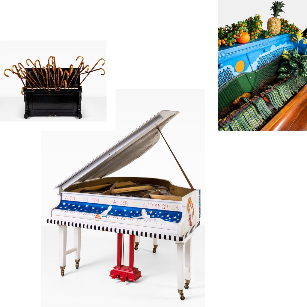 PREPARED PIANOS AT THE KW: OPENING THE LID ON A NEW MUSICAL WORLD