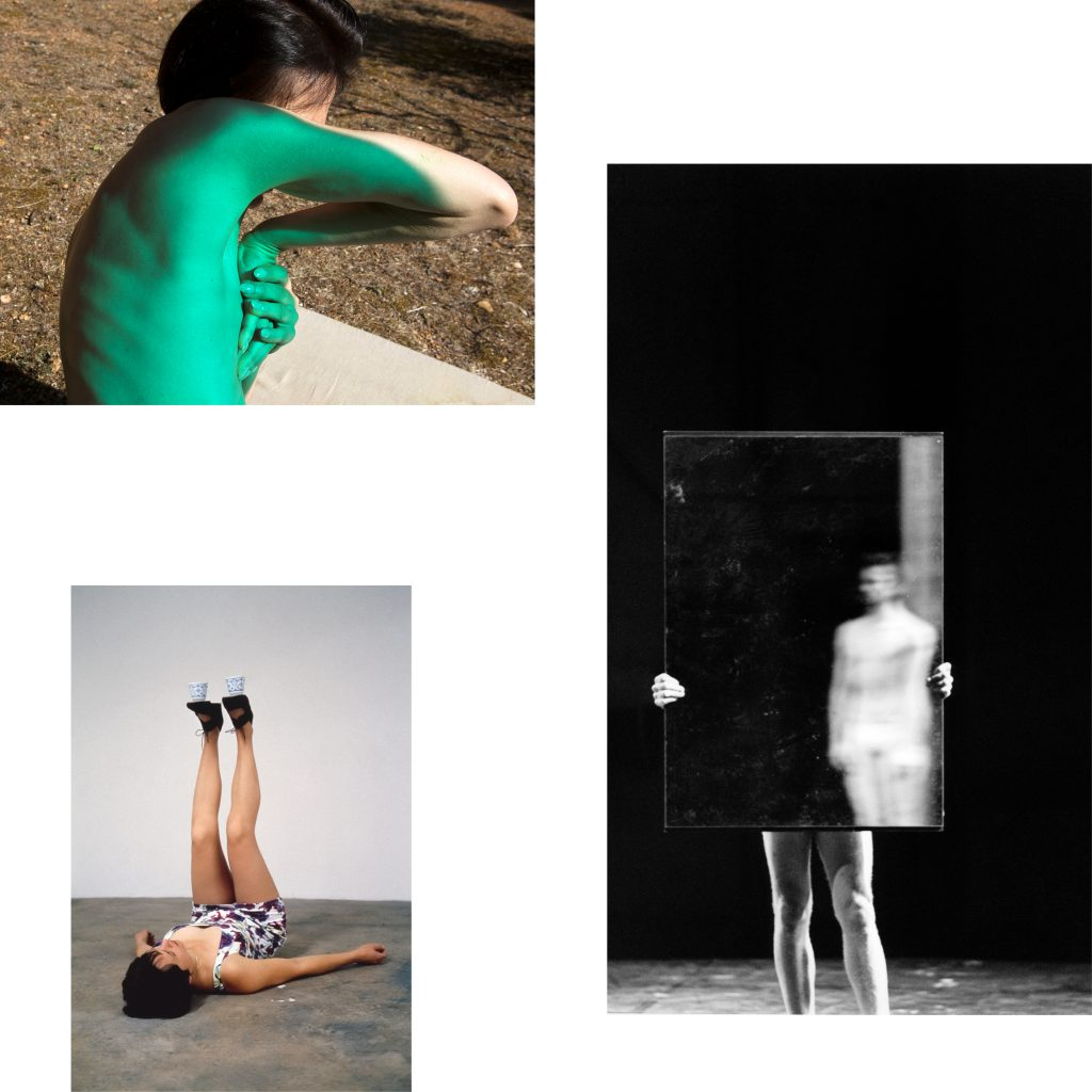 FIGURES THROUGH A LENS — BODY PERFORMANCE AT THE HELMUT NEWTON FOUNDATION