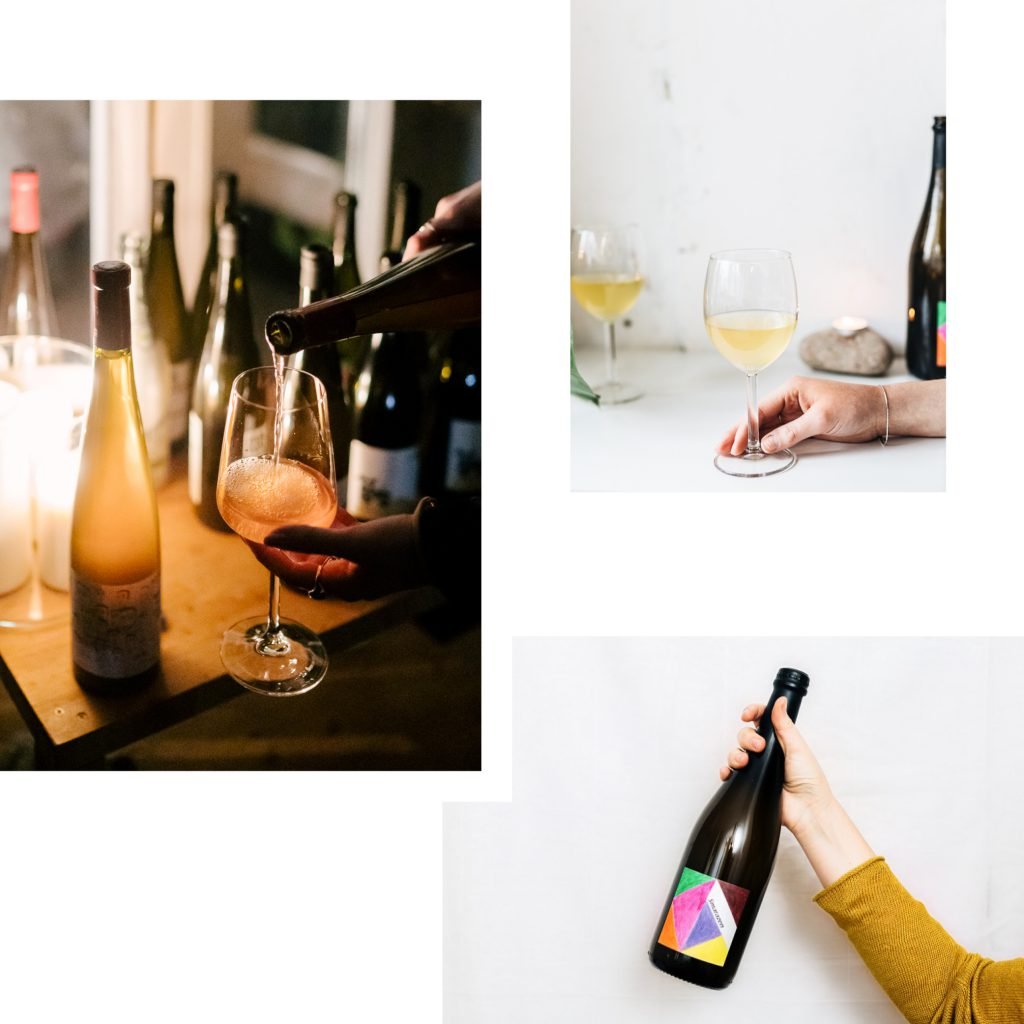 PLAIN: THE SUBSCRIPTION FOR MONTHLY NATURAL WINES — RECOMMENDED BY LINA KÜNZLER