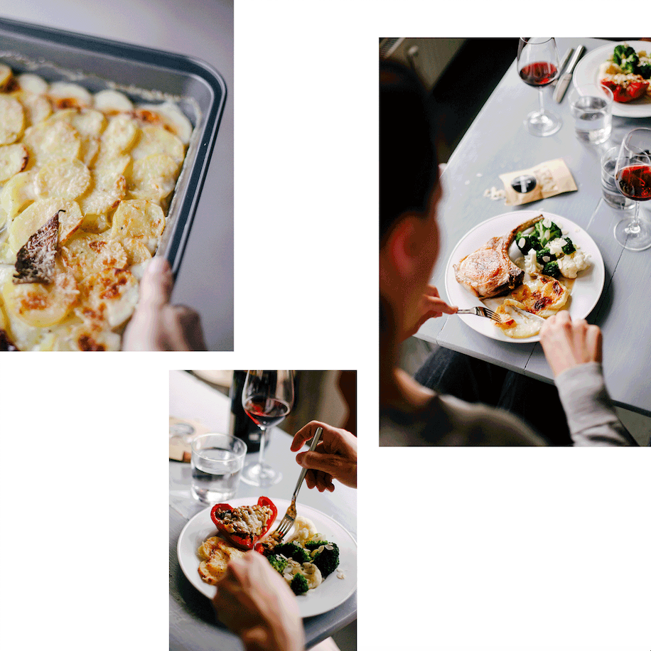 CREATIVITY & COOKING — WORKSHOPS AND FOOD BOXES FROM C/O BERLIN AND BARKIN'KITCHEN