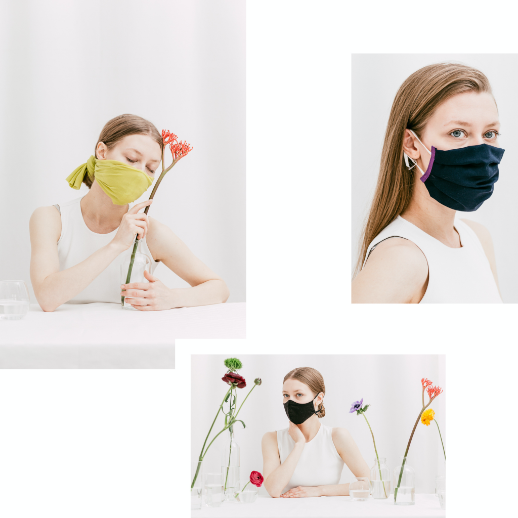 RE-NT FACE MASKS — COVER UP SUSTAINABLY WITH HELP FROM BERLIN DESIGNERS