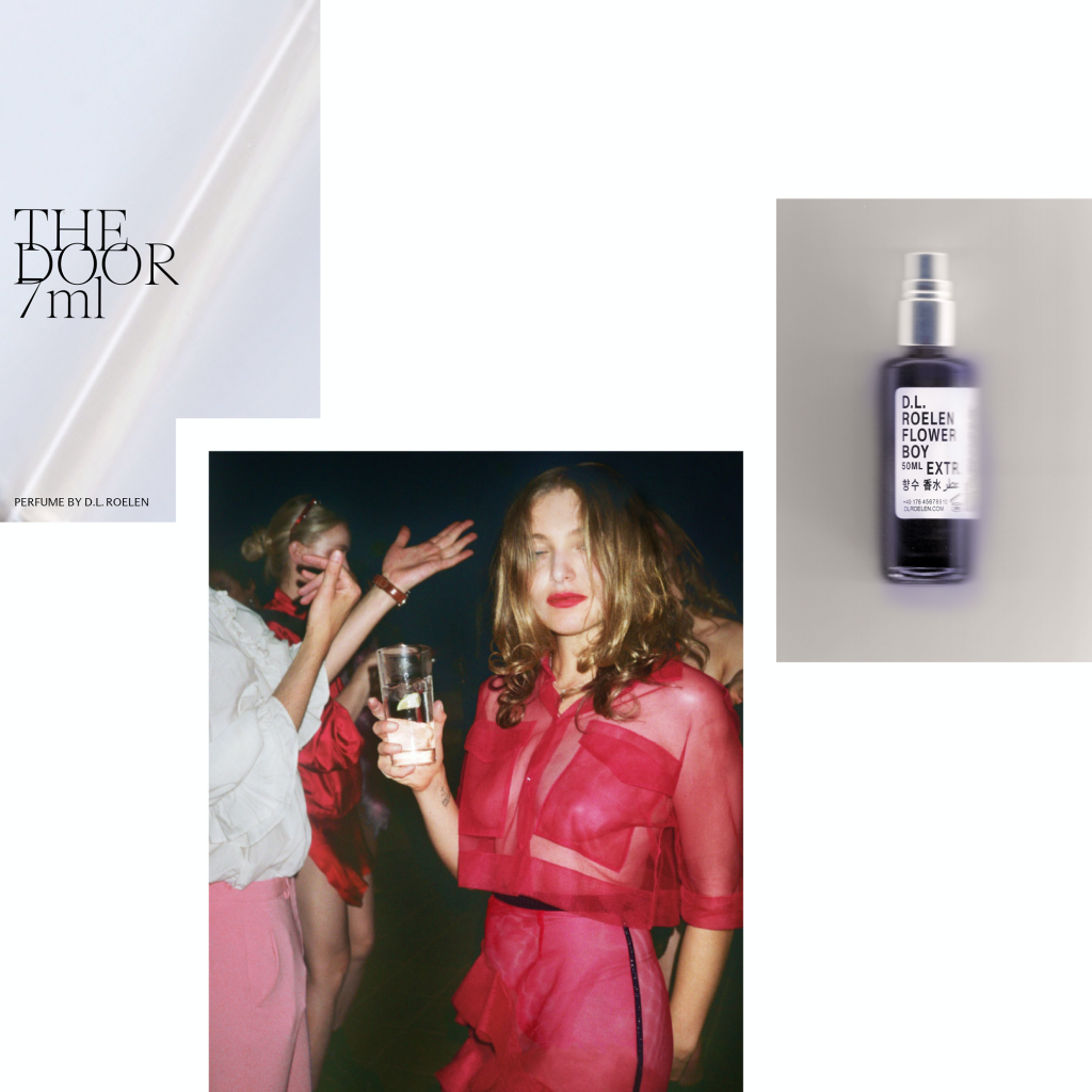 D.L. ROELEN: EXPRESS YOURSELF WITH BERLIN-BORN FRAGRANCES — RECOMMENDED BY CHRISTIAN NÄTHLER