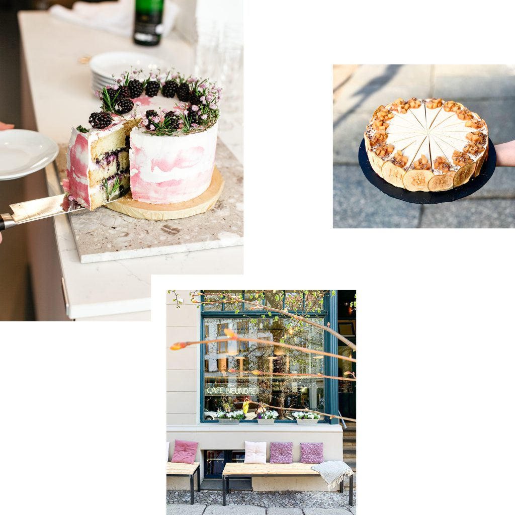 SHOWSTOPPING VEGAN CAKES FOR A PLANT-BASED TREAT — CAFÉ NEUNDREI