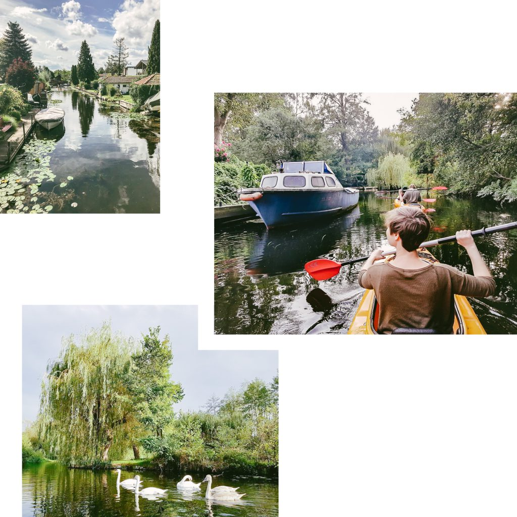 NEW VENICE: THE KÖPERNICK SUMMER SPOT FOR SIGHTSEEING, NATURE AND CANOEING
