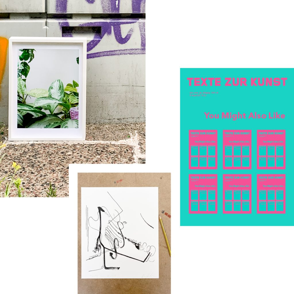 TEXTE ZUR KUNST ISSUE 118 — TOPICAL ART CRITICISM PLUS SPECIAL ARTIST EDITIONS