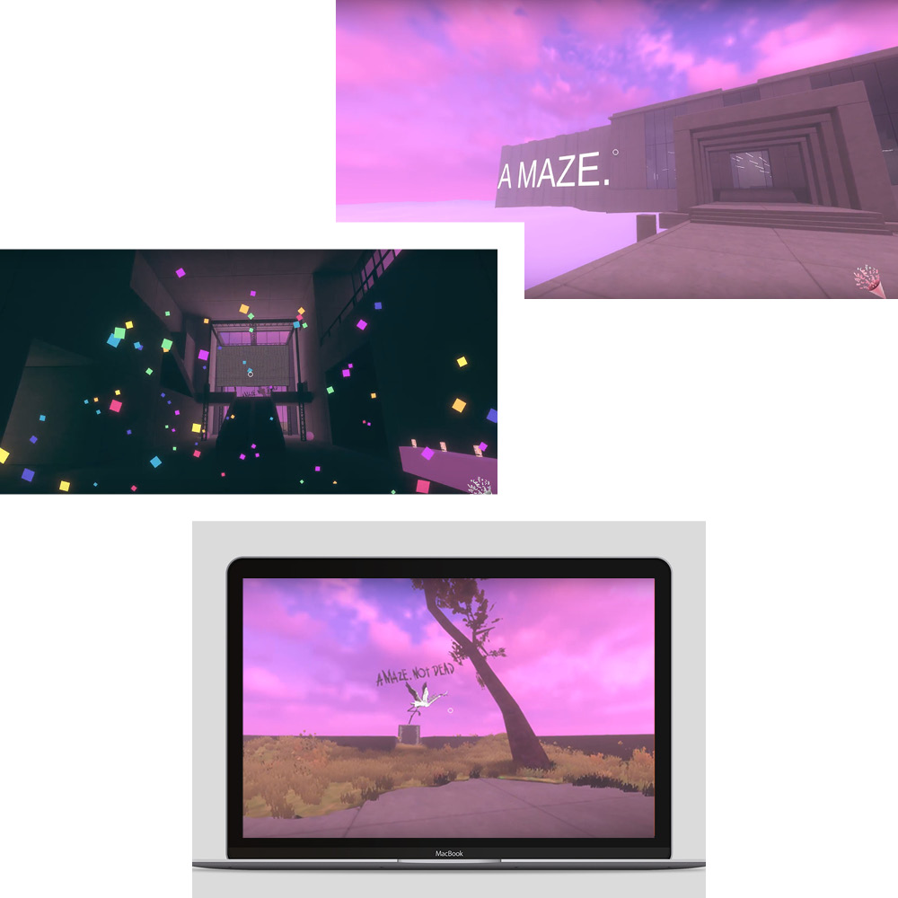 A MAZE./ BERLIN: THE ARTHOUSE VIDEO GAME FESTIVAL FOR FORWARD-THINKING PLAYERS