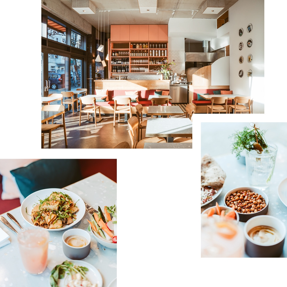 ESTELLE DINING: MEDITERRANEAN SMALL PLATES AND PIZZA FOR MIX-AND-MATCH DINNERS