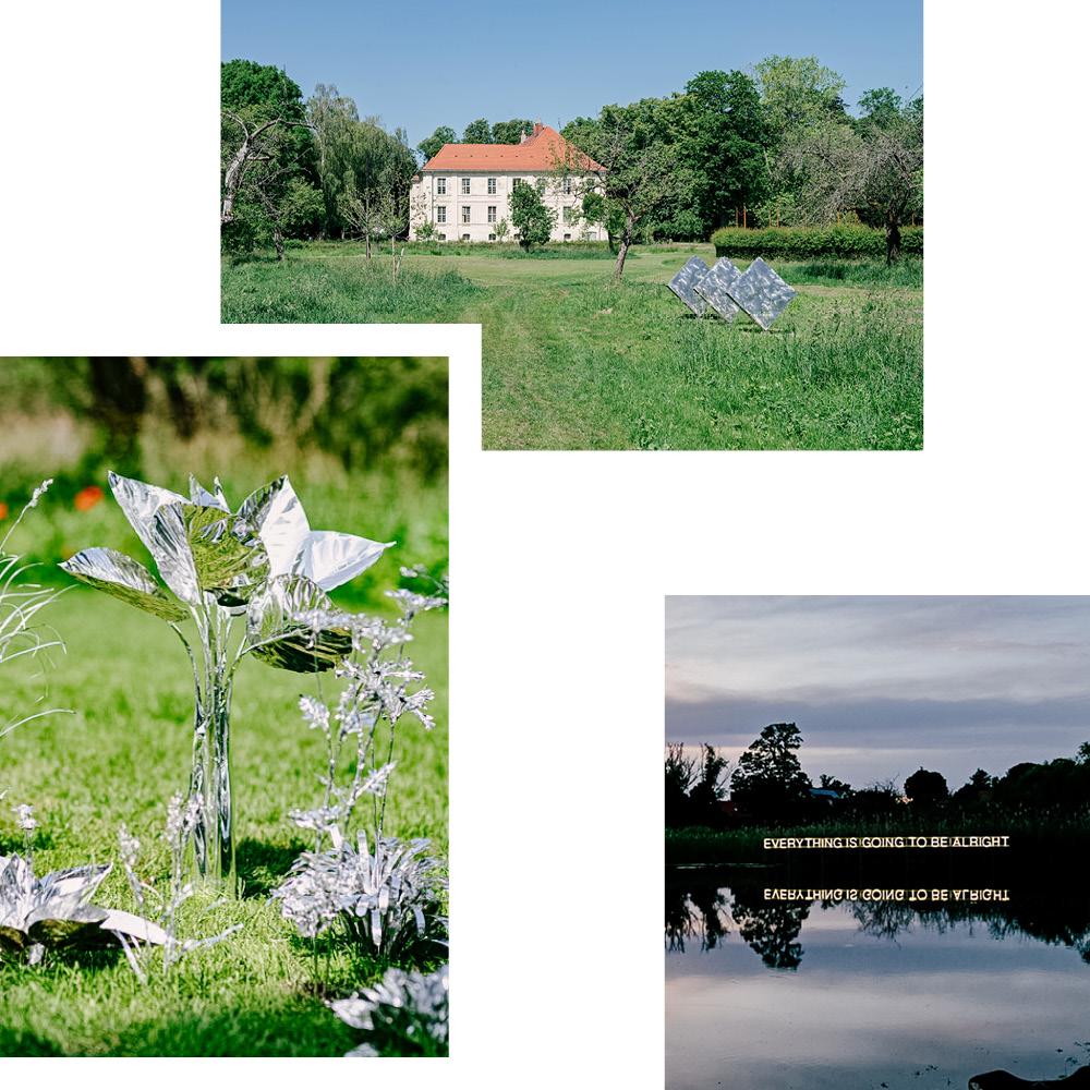 SCHLOSSGUT SCHWANTE SCULPTURE PARK — RECOMMENDED BY OLGA POTSCHERNINA