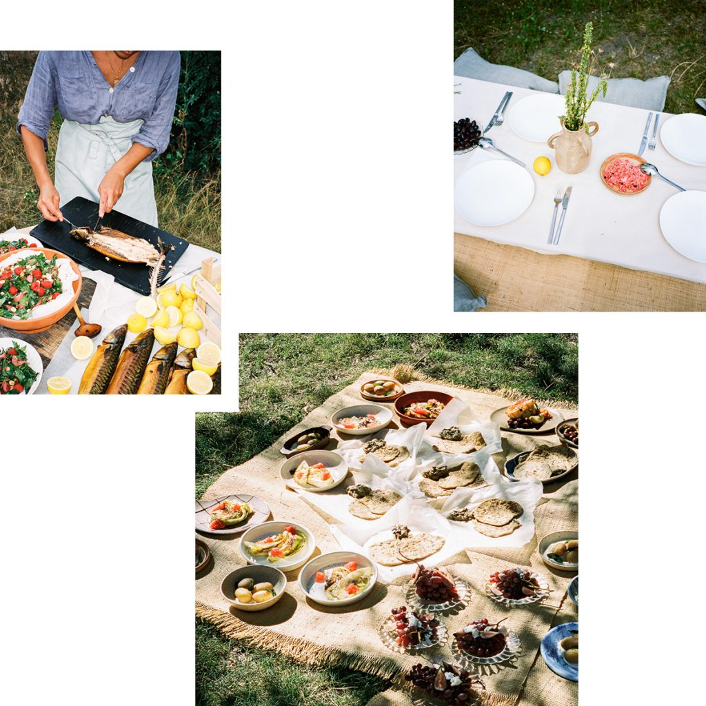 PIQUE–NIQUE FOR GOURMET PICNIC EVENTS — RECOMMENDED BY PHUONG ANH NGUYEN LE