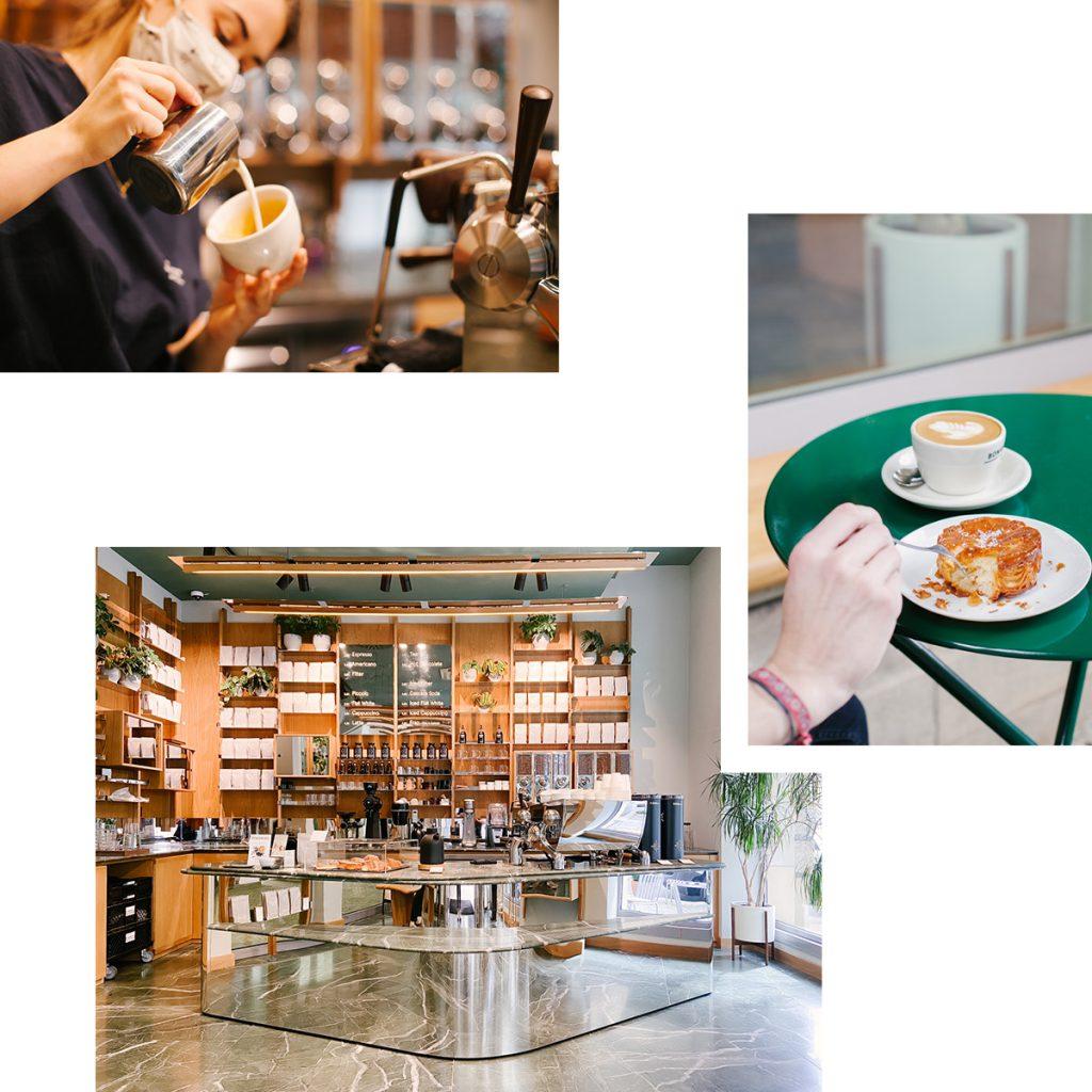 BONANZA CAFÉ GENDARMENMARKT — COFFEE PROS BRING THEIR BREWS TO THE HEART OF MITTE
