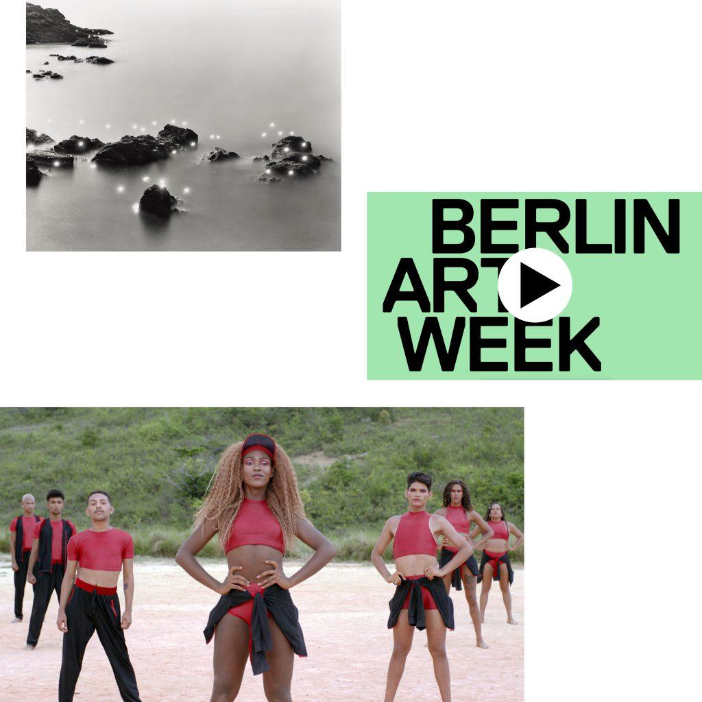 DRAUSSEN, DIGITAL, DEZENTRAL — DIE BERLIN ART WEEK 2020