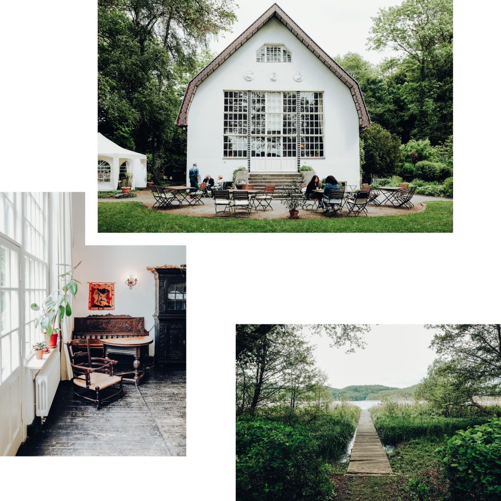 LITERARY ENCOUNTERS AT BRECHT'S BRANDENBURG SUMMER HOUSE — RECOMMENDED BY DANIELA PENSOLD