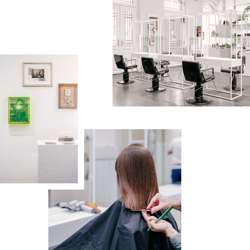 Shift Schoneberg Hair Salon For Tailored Cuts And Cutting Edge Colors