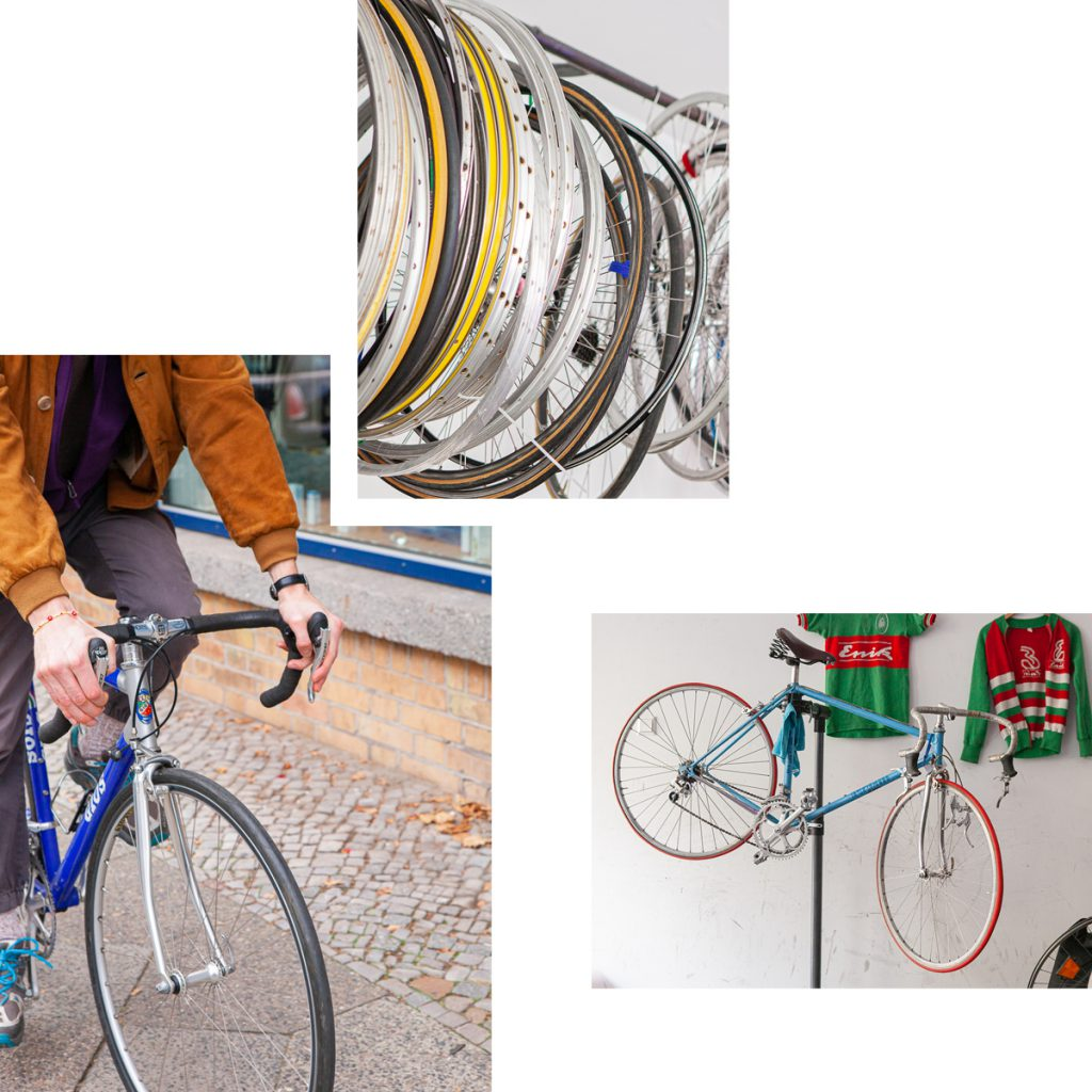 FAHRRADBUREAU: MADE-TO-MEASURE VINTAGE BIKES AT FAIR PRICES
