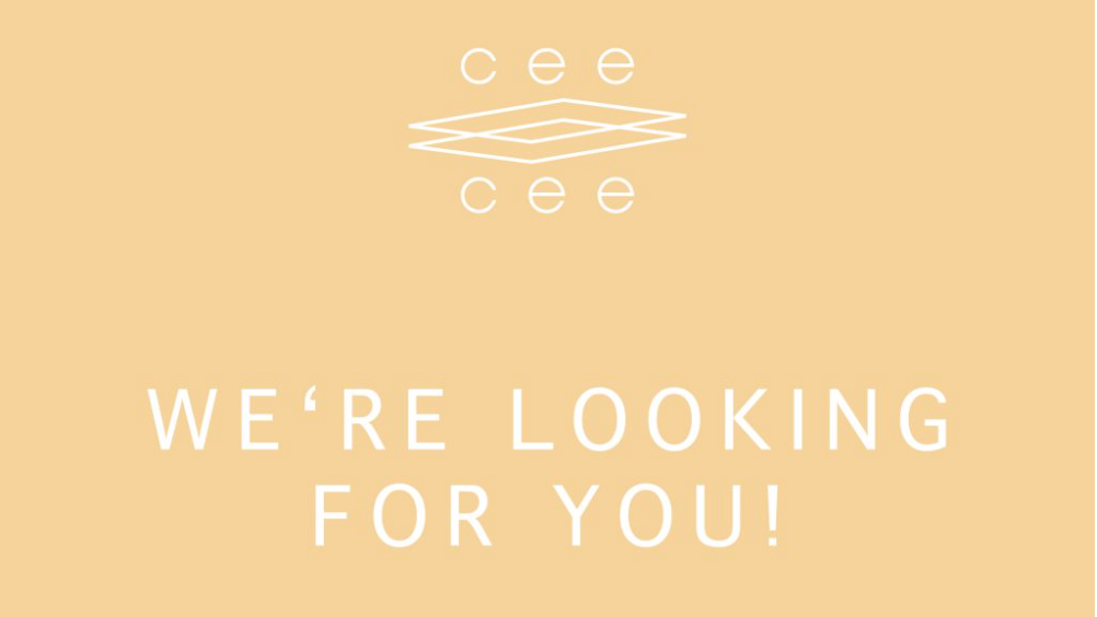 CEE CEE IS HIRING — JOIN US AS A SOCIAL MEDIA MANAGER