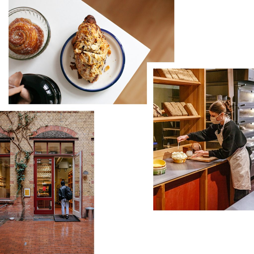 SOFI: MITTE BAKERY MAKING ARTISAN SOURDOUGH BREADS AND SWEET TREATS FROM ANCIENT GRAINS