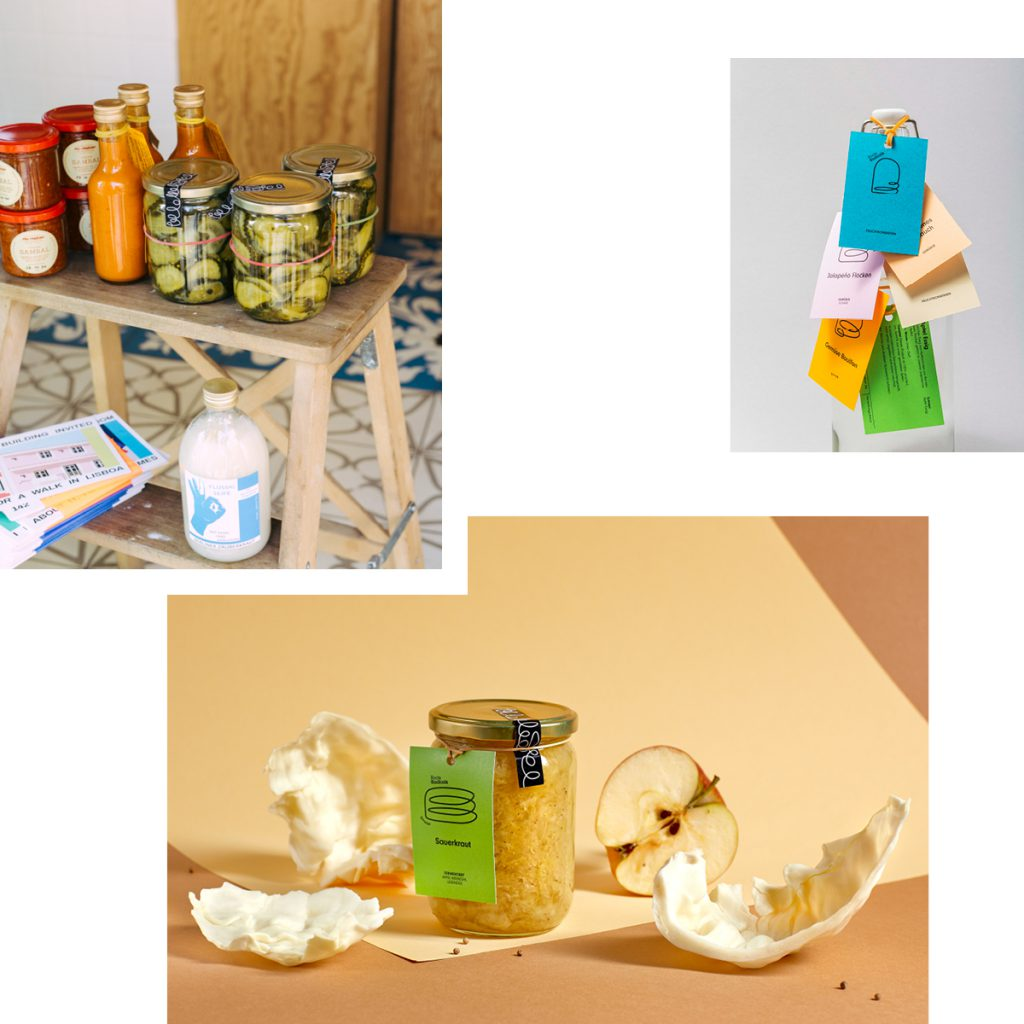 ROOTS RADICALS: DELIVERING HANDMADE FERMENTS, CONSERVES AND SAUCES WITH A ZERO-WASTE ETHOS