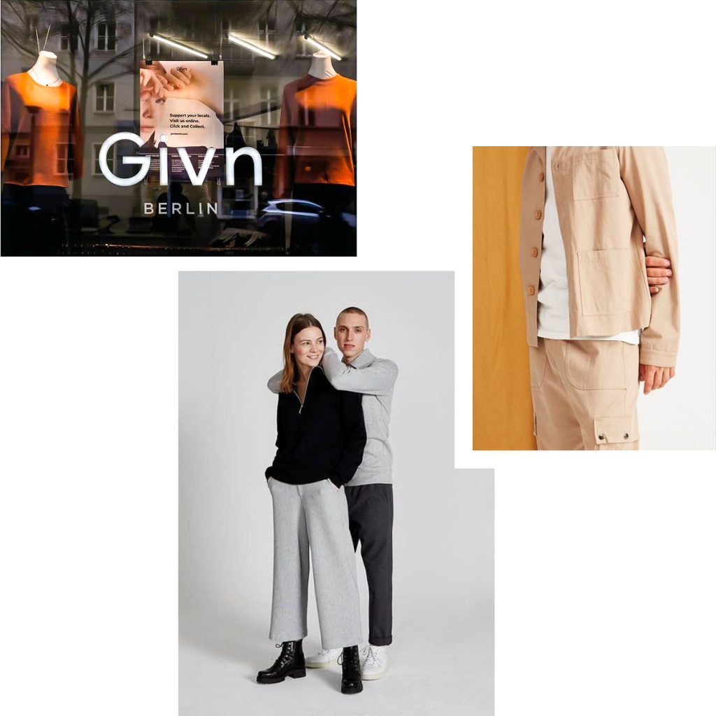 GIVN: SUSTAINABLE–FAIR FASHION DESIGNED IN BERLIN AND MADE IN EUROPE