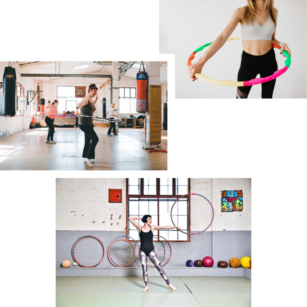 HULA HOOP ONLINE COURSES WITH MAMA ULITA FOR MINDFULNESS, CORE FITNESS AND FEMALE EMPOWERMENT — RECOMMENDED BY SHARON WELZEL