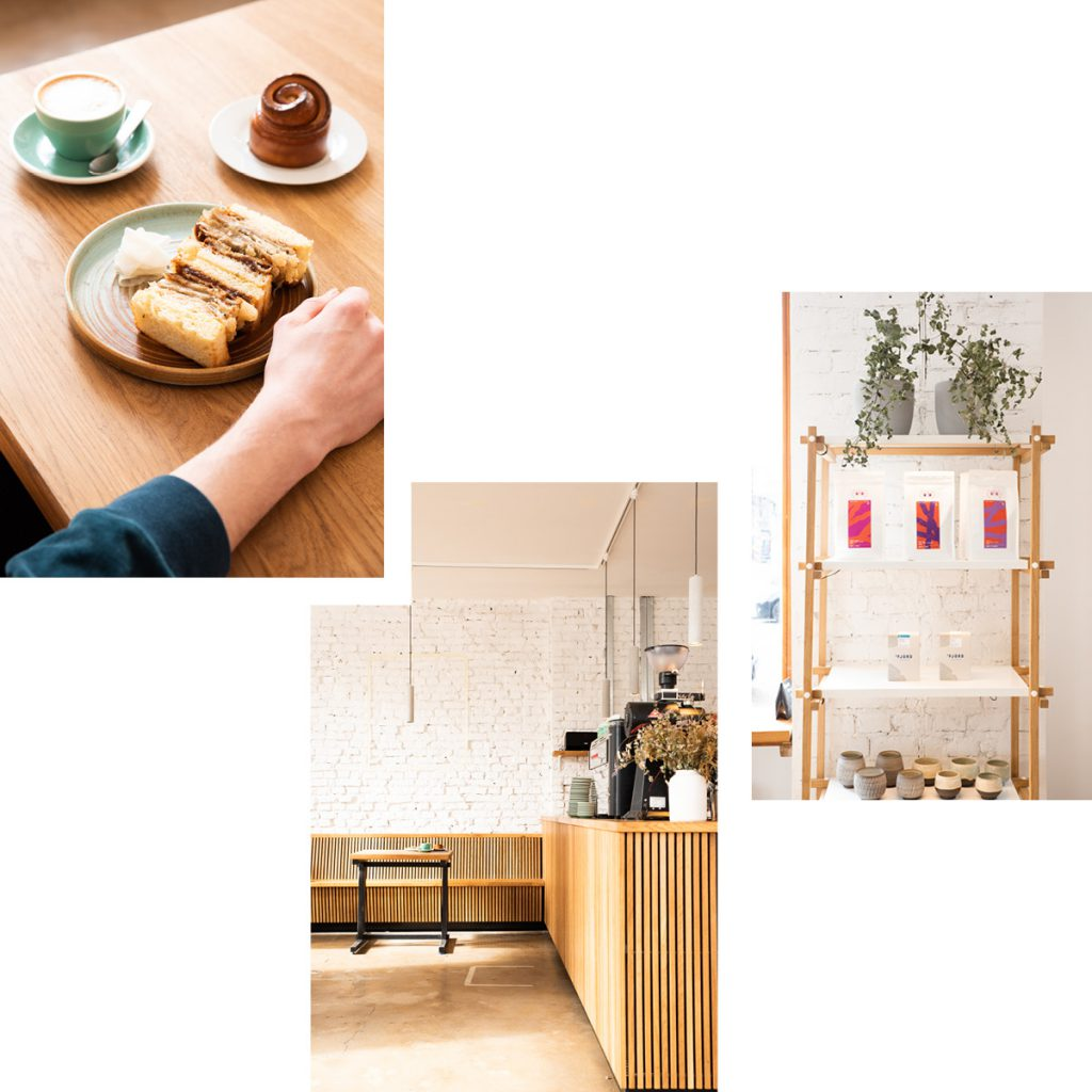 SORREL — KREUZKÖLLN SPOT FOR COFFEE AND CREATIVE LUNCHES (OPEN FOR WEEKEND TAKEAWAYS)