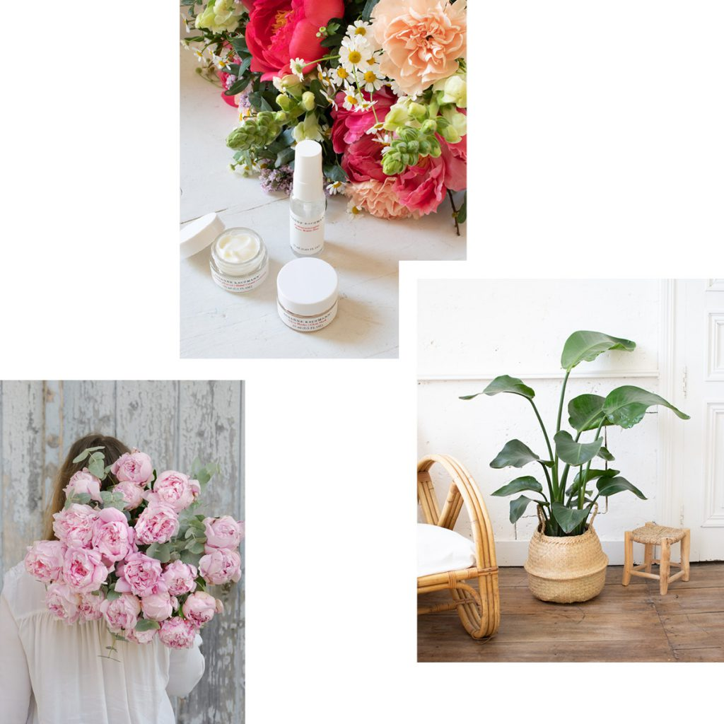 SPECIAL FLOWER AND BEAUTY SETS FOR MOTHER'S DAY FROM BERGAMOTTE