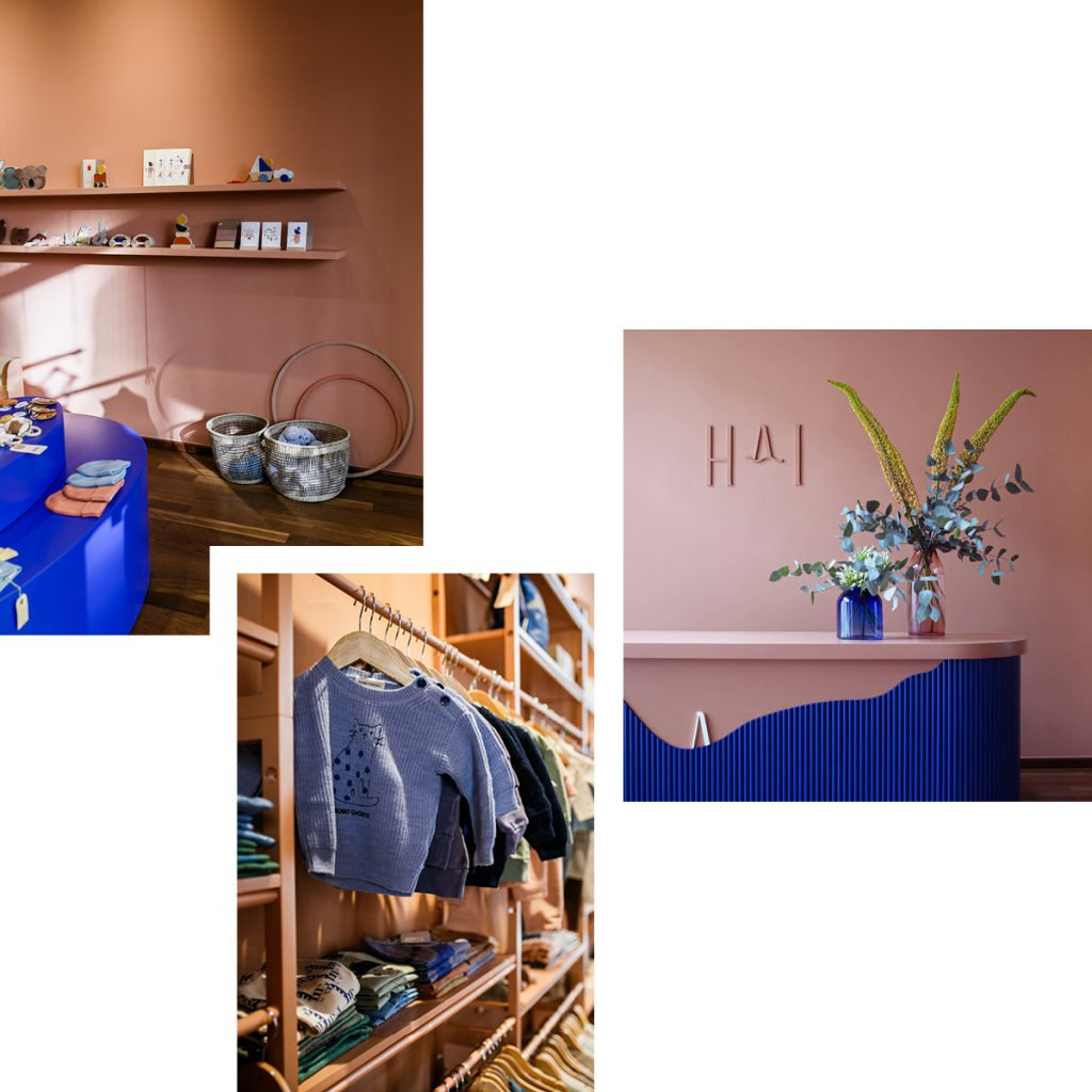 HAI: CONCEPT STORE FOR HANDPICKED CHILDREN'S CLOTHES, TOYS AND MORE