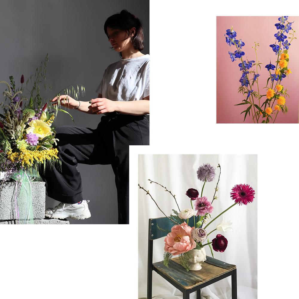 STUDIO LINNÉ — INDIVIDUAL FLOWER ARRANGEMENTS AND CREATIVE BOUQUETS