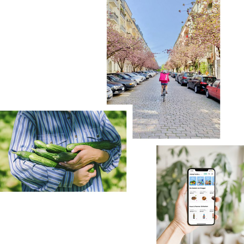 FLINK: FRESH FOOD AND ORGANIC STAPLES DELIVERED VIA SMARTPHONE APP IN AS LITTLE AS TEN MINUTES