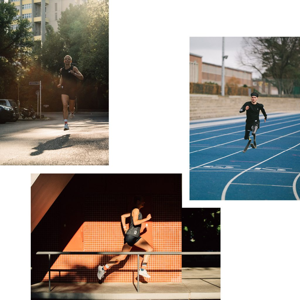 THE GOOD RUN — SUSTAINABLE SPORTSWEAR STYLES FOR FITNESS, RUNS AND BIKE RIDES