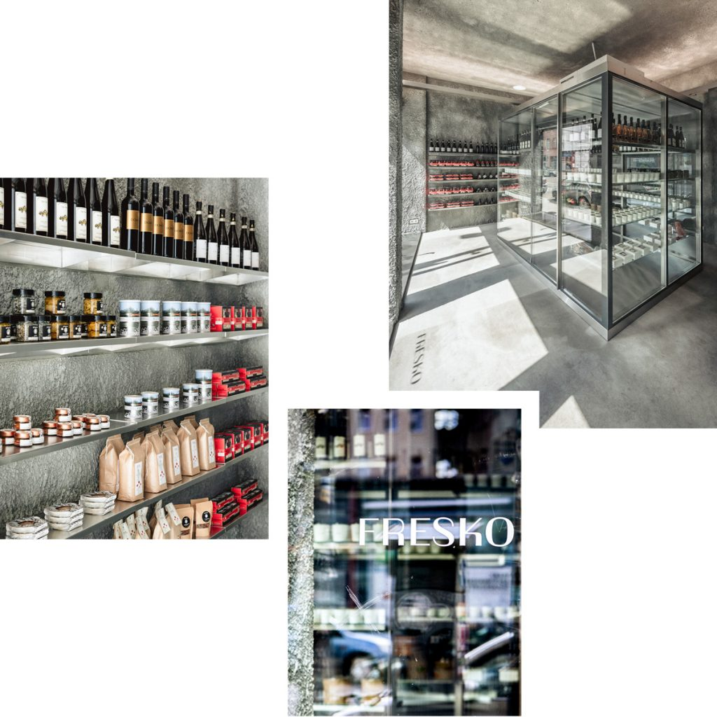 FRESKO — STYLISH SOUTH ITALIAN DELI FOR ARTISANAL LUNCH SNACKS AND PANTRY SUPPLIES