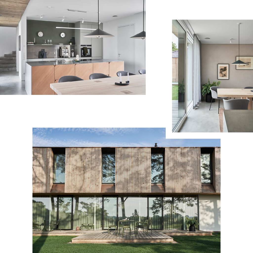 A DESIGN DESTINATION ON THE BALTIC COAST — PANORAMAHAUS USEDOM FOR A STYLISH BEACH GETAWAY