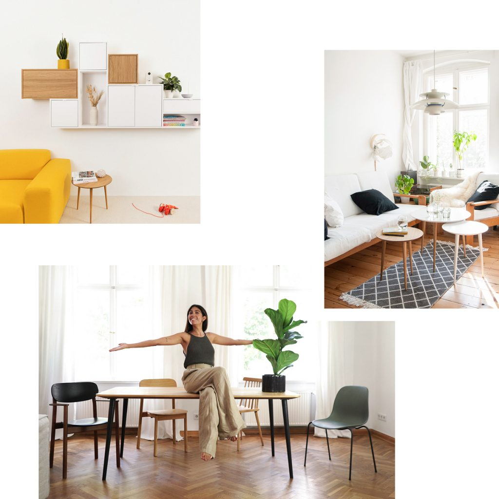 MYCS: FRIEDRICHSTRASSE INTERIOR DESIGN SHOP FOR FURNITURE DESIGNS THAT MATCH YOUR SPACE AND STYLE — ONLINE AND INSTORE
