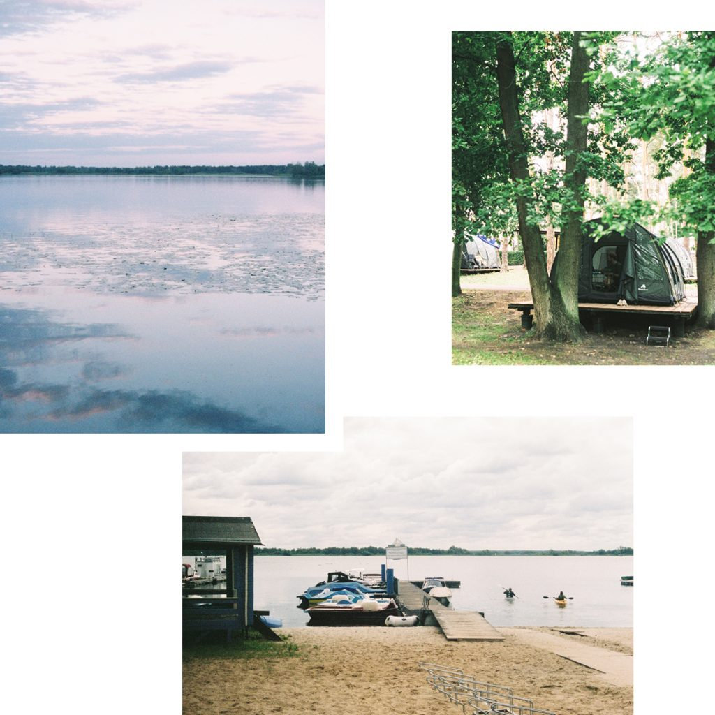 BUNGALOWS, TENT HOTELS OR CAMPING: CHOOSE YOUR WEEKEND GETAWAY AT PLAUER SEE