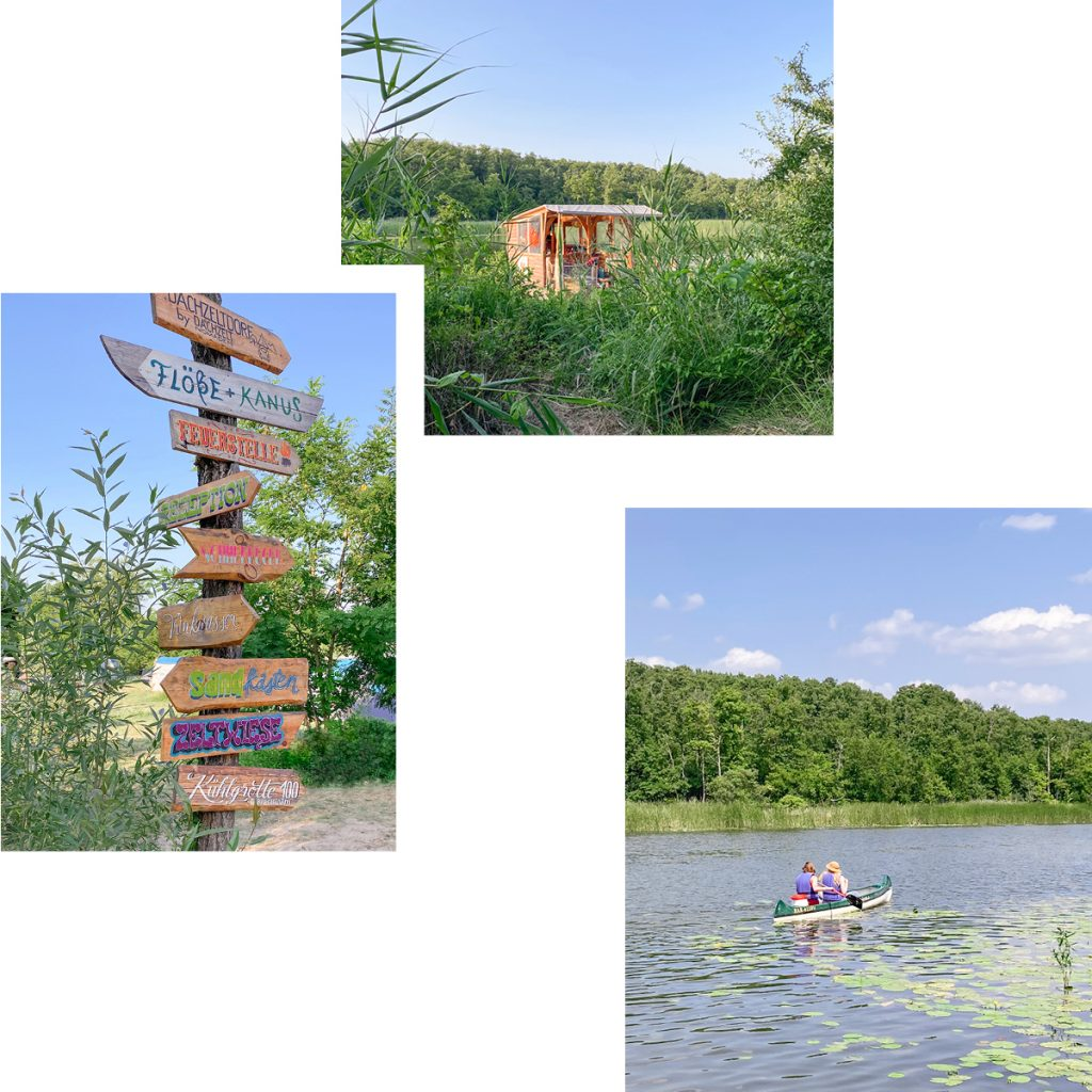 WILDE HEIMAT — TREE-LINED CAMPSITE IN THE UCKERMARK FOR RIVER SWIMMING, BARBECUES AND NIGHTS BY THE CAMPFIRE
