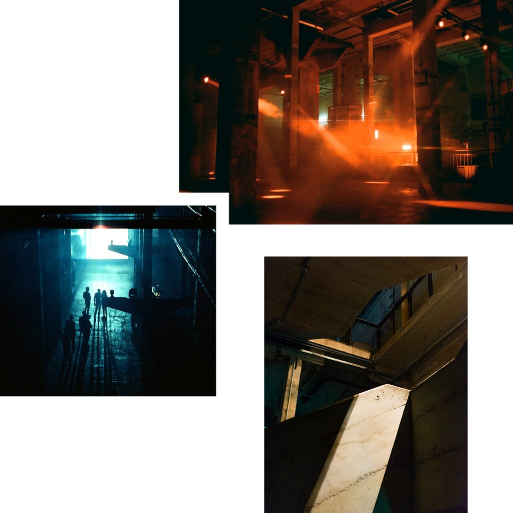 METABOLIC RIFT FROM ATONAL — MULTI-SENSORY WORKS, KINETIC SCULPTURES AND LIVE CONCERTS AT KRAFTWERK